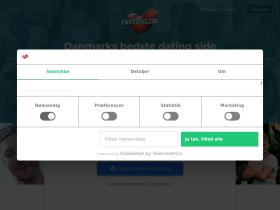 Аналитика трафика для dating.dk