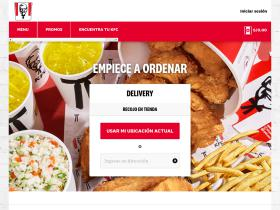 competitor analysis of kfc