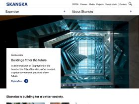 skanska analysis Skanska is an equal opportunity employer all qualified applicants will receive consideration for employment without regard to status as a protected veteran or a qualified individual with a disability, or other protected status, such as race, religion, color, national origin, sex, age.