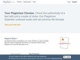 plagscan com review