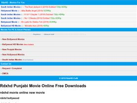 latest bollywood full movie download rdxhd