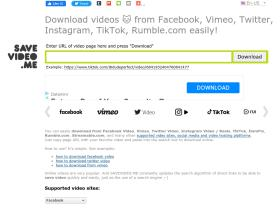 Savevideo me: savevideo me: download dailymotion videos, vimeo